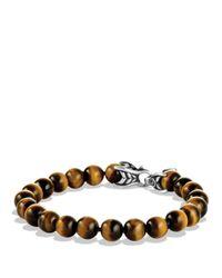 David Yurman Metallic Spiritual Beads Bracelet for men