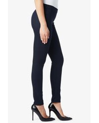 Hudson Jeans - Black Evelyn High Rise Super Skinny - Lyst