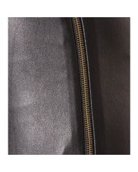 Roland Mouret - Black Mortimer Leather Trousers - Lyst