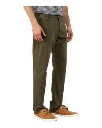 Rip Curl | Green Dax Twill Pants for Men | Lyst
