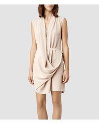 AllSaints Natural Renati Dress