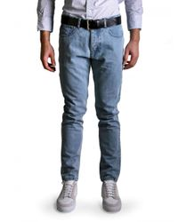 AMI | Blue Jeans for Men | Lyst