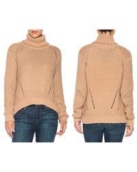 Joe's Jeans Brown Akasha Sweater