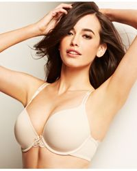 Le Mystere | Brown Sophia Lace T-back Bra 2635 | Lyst