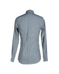 Dolce & Gabbana - Gray Shirt for Men - Lyst