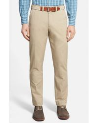 Bills Khakis | Natural 'm3' Trim Fit Vintage Twill Pants for Men | Lyst