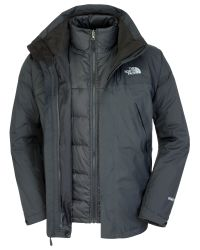 The North Face Black Mountain Light Triclimate 3-In-1 Jacket for men