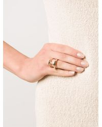 Hoorsenbuhs Metallic 'dame Phantom' Ring
