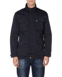 Aquascutum - Blue Jacket for Men - Lyst