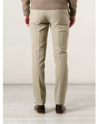 Incotex Natural Skinny Fit Trouser for men