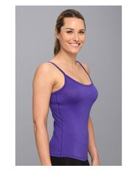 Smartwool Purple Microweight Cami