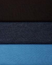 Vince - Blue Long-Sleeve Tee W/ Dropped Shoulders - Lyst