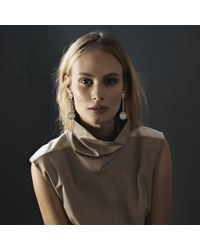 Jenny Bird - Metallic Coco Coin Drops - Lyst