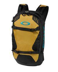 Oakley - Black 12l Rafter Freeride Backpack for Men - Lyst