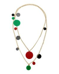 Sinequanone - Metallic Necklace - Lyst