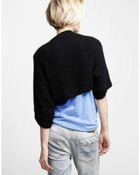 Wool And The Gang | Blue Riri Shrug | Lyst