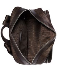 Michael Kors - Brown Jet Set Shadow Backpack for Men - Lyst