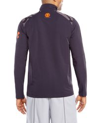 Under Armour - Black Combine Training Storm Tundra Woven Jacket for Men - Lyst