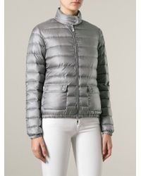 460360c53 Women's Gray Lans Quilted Jacket