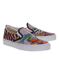 Vans - Multicolor Classic Slip On for Men - Lyst