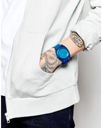 Nixon - Blue Time Teller Watch A119 for Men - Lyst