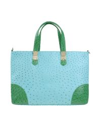 Blugirl Blumarine | Blue Handbag | Lyst