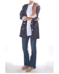 Rag & Bone Gray Gabrielle Blazer