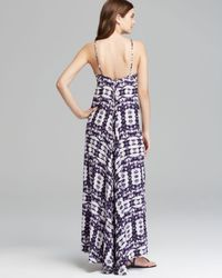 Twelfth Street Cynthia Vincent White Maxi Dress Braided Strap