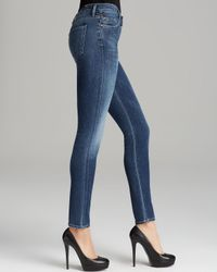 Citizens of Humanity - Blue Jeans - Rocket High Rise Skinny In Byron Bay - Lyst