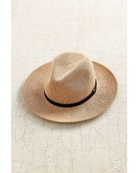 Urban Outfitters | Brown Dreamer Jute Nubby Panama Hat | Lyst