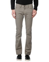 Meltin' Pot | Gray Denim Trousers for Men | Lyst