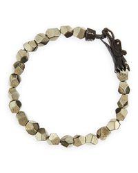 John Hardy - Metallic Naga Men's Dragon-head Bracelet for Men - Lyst