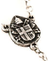 Pamela Love   Metallic 'Dagger Rosary Cross' Pendant Necklace   Lyst