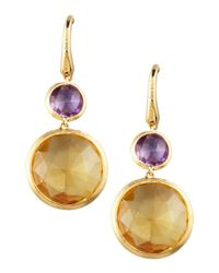 Marco Bicego | Metallic Jaipur Drop Earrings | Lyst