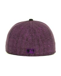 KTZ | Purple Toronto Blue Jays Sub-Out 59Fifty Cap for Men | Lyst