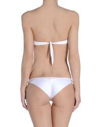 Agogoa | White Bikini | Lyst