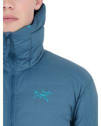 Arc'teryx - Blue Thorium Sv Hoody Down Jacket - Lyst