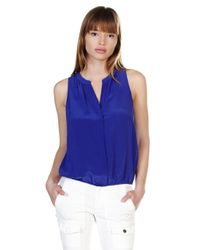 Joie - Blue Elewa Top - Lyst