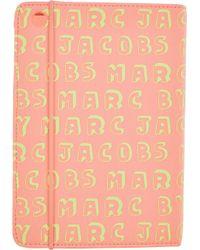 Marc By Marc Jacobs - Orange Dynamite Ipad Mini Notebook - Lyst
