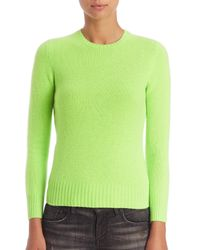 Polo Ralph Lauren | Green Wool & Cashmere Sweater | Lyst