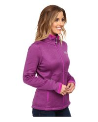 The North Face Purple Agave Jacket