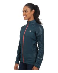 The North Face | Blue Torpedo Jacket | Lyst