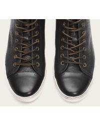 Frye | Black Chambers Cap High for Men | Lyst