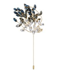 DSquared² - Blue Brooch - Lyst