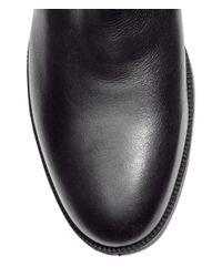 H&M - Black Chelsea Boots for Men - Lyst