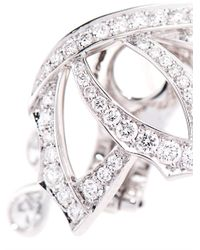 Stephen Webster | White Diamond & Gold Magnipheasant Earrings | Lyst