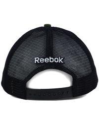 Reebok - Green New Jersey Devils Camo Trucker Cap for Men - Lyst