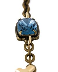 Lanvin | Blue Beautiful Pendant Necklace | Lyst