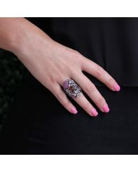 Wendy Yue | Pink Fancy Diamond Ring | Lyst