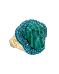 Vivienne Westwood | Blue Fay Ring | Lyst